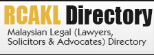 Malaysian Legal (Lawyers, Solicitors & Advocates) Directory